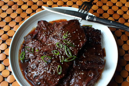 Grilled Hoisin Beef – Not Necessarily Mongolian