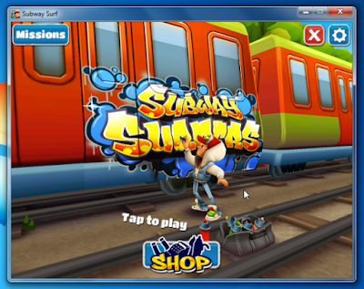 Download Game Subway Surfers for PC Full Version