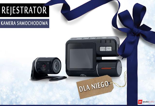 Rejestrator - kamera samochodowa