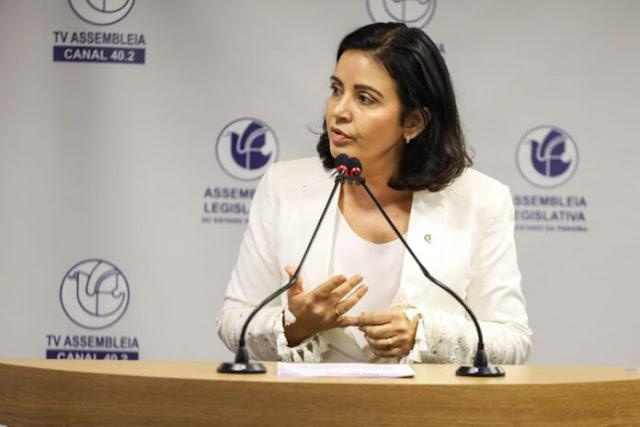 Deputada Pollyanna Dutra propõe criação de auxílio para motoristas