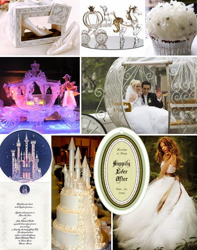 Cinderella Wedding Theme