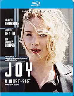 DVD & Blu-ray Release Report, Joy, Ralph Tribbey