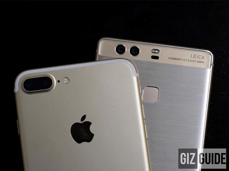 Iphone  Dual Lens Camera