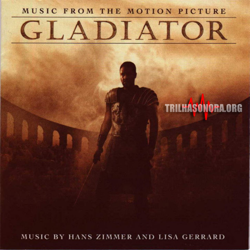 GLADIADOR SONORA BAIXAR TRILHA CD DO FILME