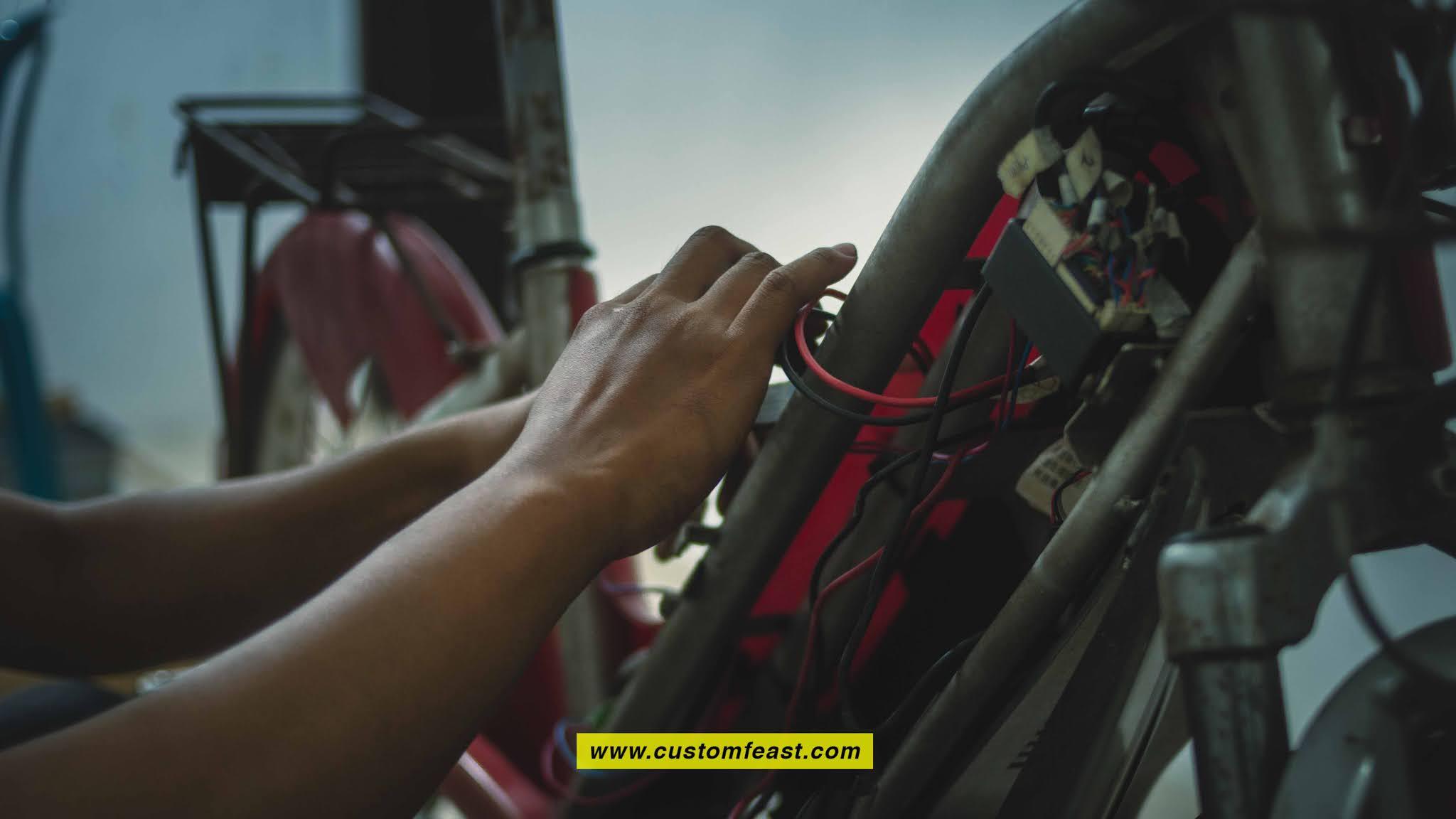 Service Sepeda Listrik Jogja