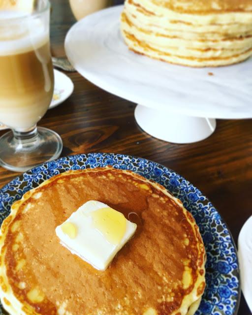Hotcakes caseros