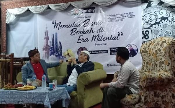 Amrizal M. Husein; Direktur JNE Tangerang yang Wajibkan Calon Karyawannya Untuk Menghafal Surah Ar-Rahman