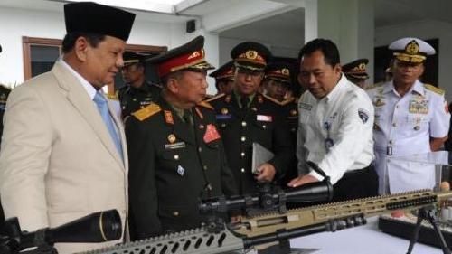 Prabowo Blak-blakan soal Heboh Anggaran Alutsista Rp 1.700 Triliun