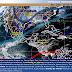 El Frente Frío No. 26 ocasionará lluvias, descenso de temperatura y vientos fuertes en el norte y noreste de México