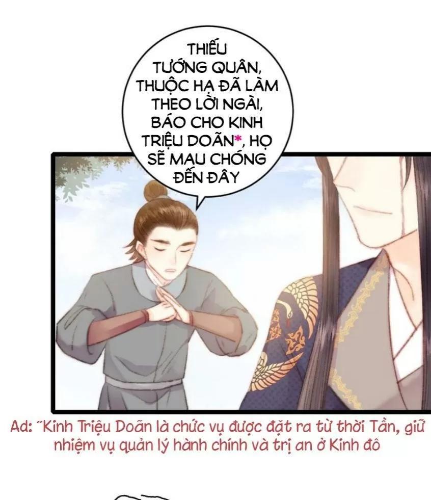 Nàng Phi Cửu Khanh - Thần Y Kiều Nữ chap 65 - Trang 6