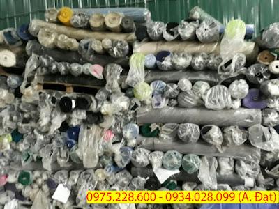 Thu mua vải tồn kho giá cao tại Q. Bình Tân, Tp. Hồ Chí Minh