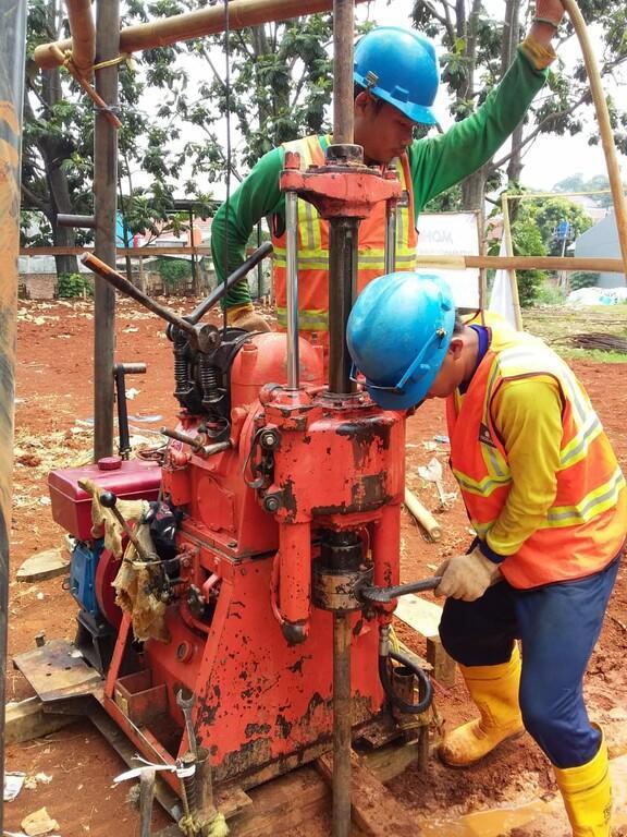 Sedia Jasa Sondir Boring / Soil Test di Manado, Sulawesi Utara