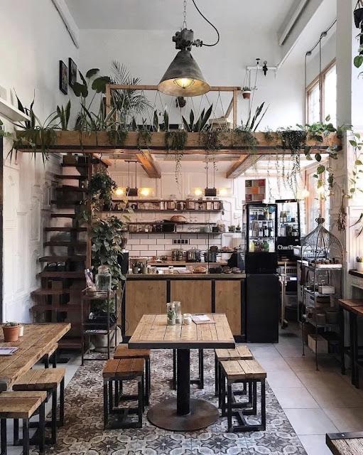 The Greens Coffee and Plants Am Krögel 2, 10179 Berlin