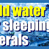 Here's cold water to awaken sleeping liberals