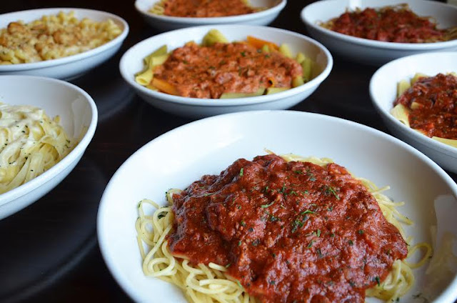 Olive Garden Never Ending Pasta Bowl 20th Anniversary ...