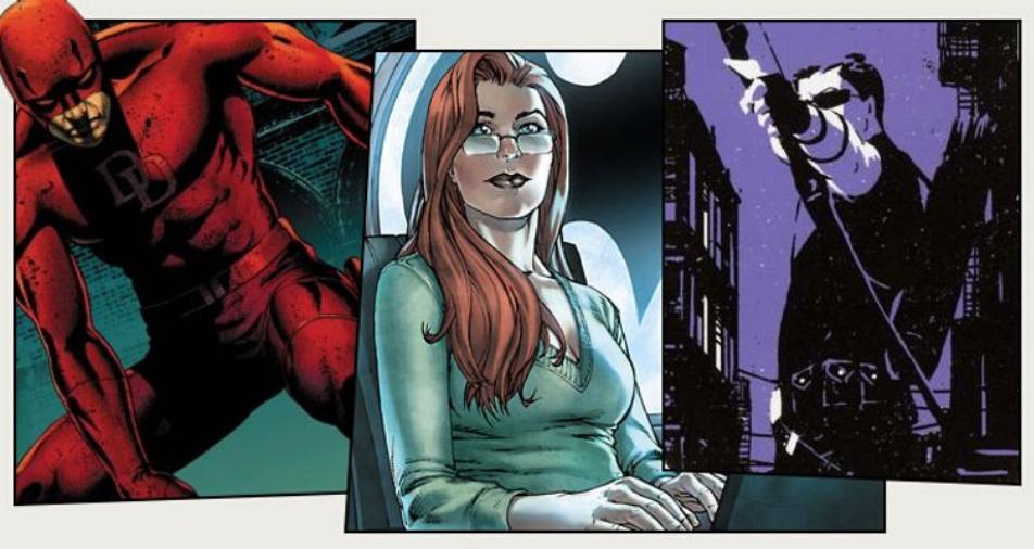 12 Super Heróis com Deficiência da DC e da Marvel! Vamos Conhecer?