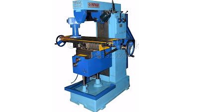 Types of Milling Machine Hindi