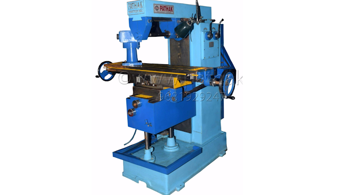 Types of Milling Machine Hindi
