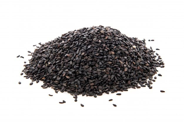 What are the benefits of black sesame seeds?