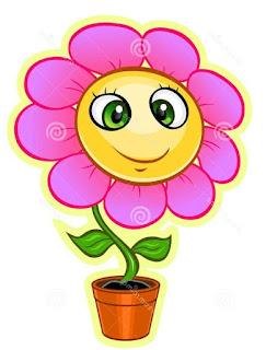 Bunga kartun tercantik