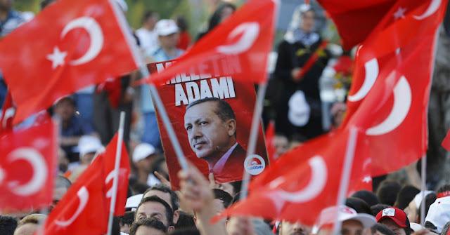 Η παράνοια Ερντογάν και ο νέος εμφύλιος στην Τουρκία