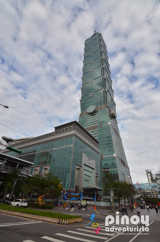 Taipei 101 and Elephant Mountain Travel Guide Blog