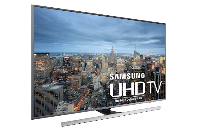 Samsung Smart WiFi 3D LED TV 4K To Stream Content From Galaxy S7 or Edge