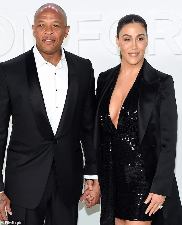 Dr.Dre ordered to pay $500,000 to estranged wife Nicole Young's divorce lawyers