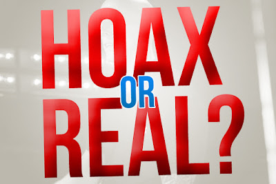 Hoax or Real?
