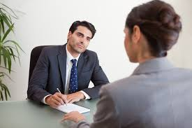 entrevistador de emprego