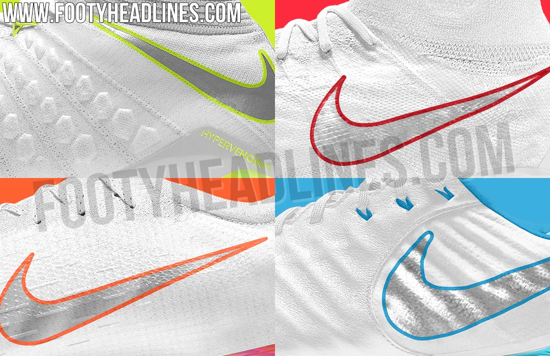 a9a2511342f Nike will update the names of all of their boots in 2018