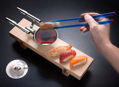 Star Trek U.S.S. Enterprise Sushi Set