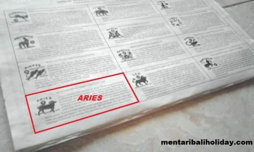 Fakta Zodiak Aries Tentang Sifat Karakter Watak Karir Cinta