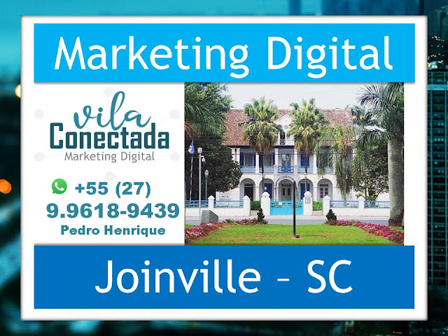 Marketing Digital Profissional Criação Site Loja Virtual Joinville Santa Catarina