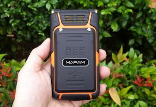 Hape Outdoor Flip Mafam X9 New Dual Sim Flip Rugged Phone