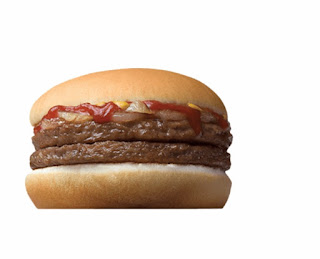 McDonald's South African Boerie Burger cost 22 rand or $1.81 US dollars