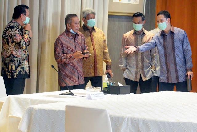 Konsorsium Bakrie Bangun Industri Metanol 2 Miliar Dolar AS di Kutai