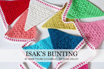 NEW PATTERN: Isak's Bunting