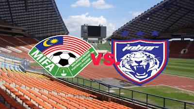 Live Streaming MISC-MIFA vs JDT Piala Malaysia 16.9.2018