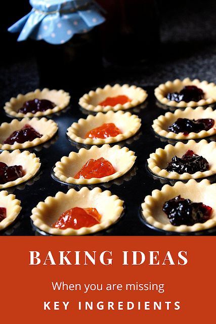 Baking ideas jam tarts, jam