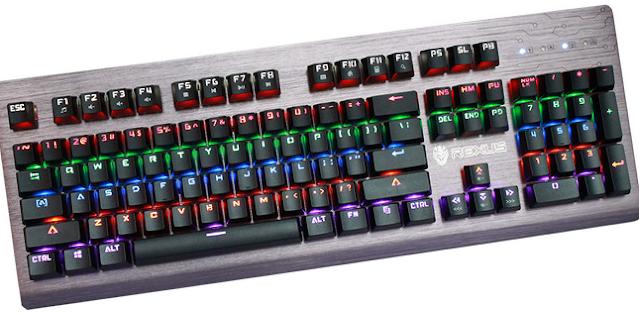 10 Rekomendasi Keyboard Gaming Mechanical Murah Terbaik