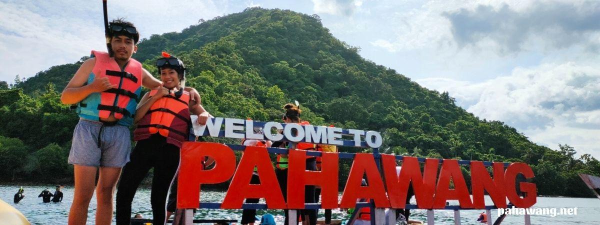 open trip wisata pulau pahawang lampung selatan
