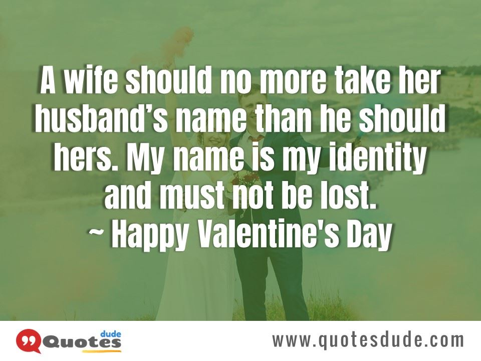 best quotes for husband and wife 2020 on valentines day.
