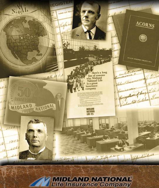 110 years of Midland National Company History