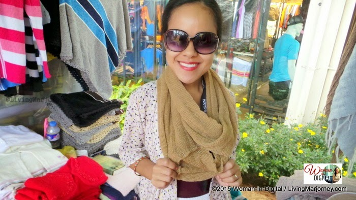 SHOPPING in BAGUIO CITY