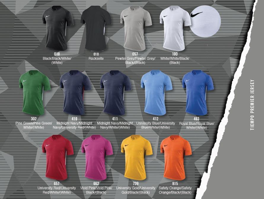 5c336d397e731 To Be Worn By Many Teams Next Season - All Nike 2019-20 Teamwear ...
