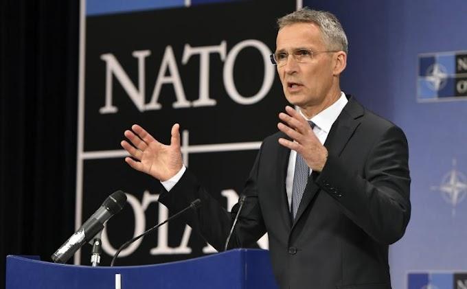NATO-főtitkár: Kína felemelkedése katonai kihívást is jelent
