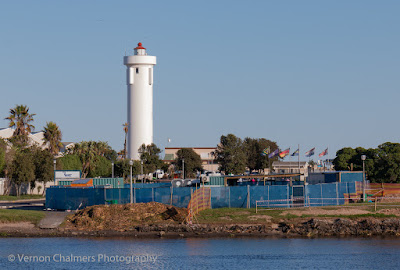 Restoration / Construction Site on Woodbridge Island - Next to the Milnerton Canoe Club