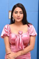 Tanya Desai at Street Light Movie Trailer Launch HeyAndhra.com