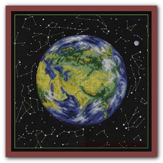 "Панна PZ-1764 ""Планета Земля. Евразия"""